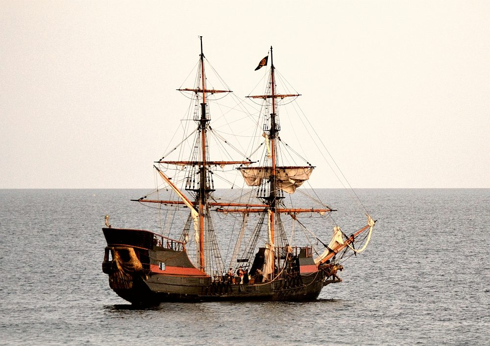 The Historic Tales Of Pirates Off The South Carolina Coast