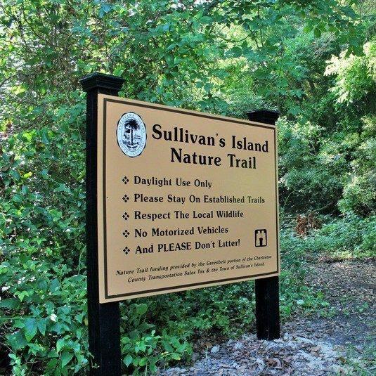 Sullivan's Island Nature Trail: A Guide
