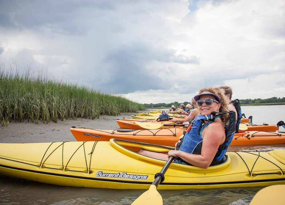 The Best Kayaking Along Isle Of Palms